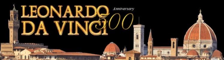 500 anniversary leonardo da vinci - magnificamente leonardo